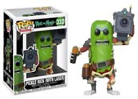 Rick and Morty - Pickle Rick with Laser Pop! Vinyl-FUN27862