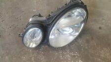 MERCEDES W211 Bi Xenon Scheinwerfer links mit Kurvenlicht komplett