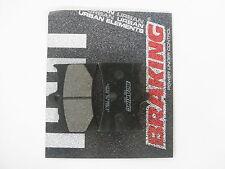 BRAKING PASTIGLIE FRENO ANTERIORI per GILERA 125 GFR 1993 1994