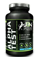 ALPHA TEST *Strongest* Legal Testosterone Booster- 4 PROVEN ANABOLIC Ingredients
