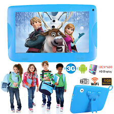 7'' Android Google Tablet PC WIFI 3G Kids Children 8GB HD Touch Screen Camera