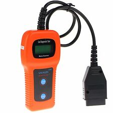 U281 OBD2 AirBag ABS SRS Auto Scanner Code Reader Diagnostic Tool for AUDI VW
