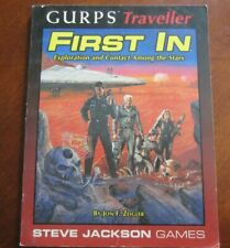 GURPS Traveller - First In (Steve Jackson Games)