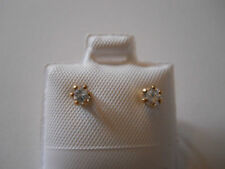 14K Gold Filled .50 Carat CZ Post Earrings Item #A105