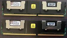 Kingston 16GB Kit (2x8GB) PC2-5300F ECC 9931025-002.A00 KTH-XW667/16G 413015-B21