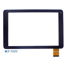 New listing Hipstreet Phantom 2 Android Tablet Touch Screen Digitizer P/N Dxp2-0339-101B 012