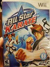 All Star Karate Game (Nintendo Wii, 2010)