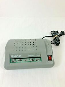 "Ibico Small Compact 4"" Laminator Model HL-4 Tested"