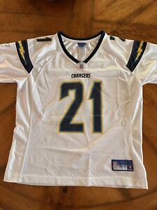 LaDainian Tomlinson LT San Diego Chargers NFL Football Jersey Womens Reebok M 21