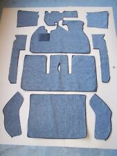 VOLKSWAGEN BEETLE SEDAN 58-79  TWEED GRAY LOOP CARPET KIT  CRAZY SPECIAL PRICE