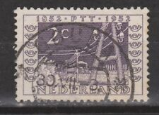 NVPH Netherlands Nederland 588 TOP CANCEL GOUDA Jubileumzegel 1952