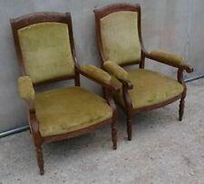 Poltrone e divani d'antiquariato impero