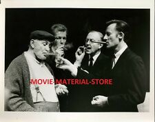 "Roy Dotrice Jonathan Hogan John Horton Original Theater 8x10"" Photo #K5836"