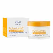 Obagi Professional-C 30% L-Ascorbic Acid Microdermabrasion Polish + Mask FRESH