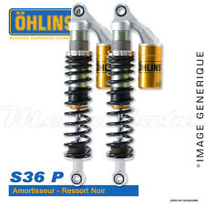 Amortisseur Ohlins HUSQVARNA CR 125 (1978) HB 02-7 MK7 (S36P)