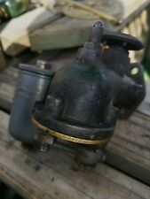 Vintage lister D carburettor and petrol pipe stationary engines good condition