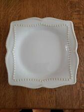 Princess House Pavillion Appetizer Salad Plates - 4