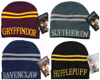 Harry Potter Gryffindor House Scarf Tie Hat/Cap Costume Accessory Cosplay