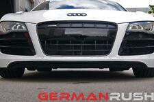 2007-2014 Audi R8 Paintable Fiber Glass Front Splitter