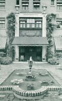 The Dodge Hotel on Capitol Hill Postcard  Washington DC Postmark 1959