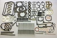 FULL ENGINE HEAD GASKET SET BOLTS FITS IMPREZA LEGACY TURBO 1998 on EJ205 EJ208