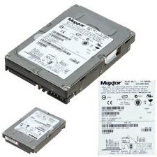 Maxtor 8d073l0 Atlas 10kV 73gb U320 SCSI 68-pin