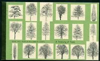 GREAT BRITAIN COMPLETE PRESTIGE BOOKLET TREES MINT  NH