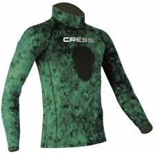 Cressi Hunter Rash Guard - Green or Blue