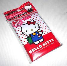 HELLO KITTY 2013 Sanrio Japan Card holder wallet - porta carte tascabile misb