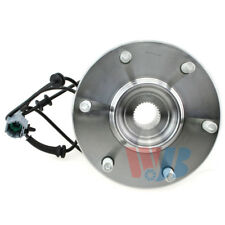 Wheel Bearing and Hub Assembly Front WJB WA515066HD