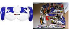 New YZ 125 250 02 03 04 05 FLU Rockstar Graphics Sticker & Plastic Kit Plastics