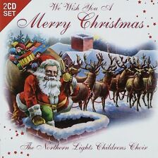We Wish You a Merry Christmas, CD, 2008, Northern Lights Childrens Choir, 2 Disc