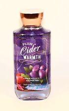 1 Bath & Body Works Plum Cider Warmth Shower Gel / Body Wash