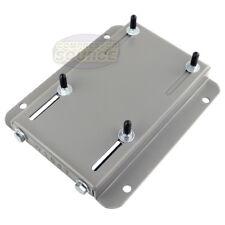 184T Frame Electric Motor Base Mount Adjustable Slide Plate Universal Mounting