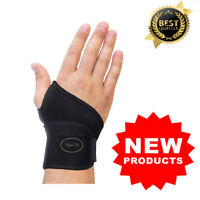 Wrist Brace Support Carpal Tunnel Compression Injury Relief Volleyball Tennis