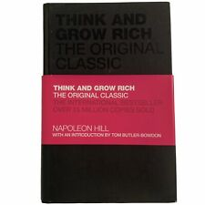 Think and Grow Rich The Original Classic Napoleon Hill 2009 Personal Finance
