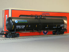 LIONEL PHILADELPHIA ETHANOL 30K GALLON TANK CAR 82644 o gauge train 6-82647 NEW