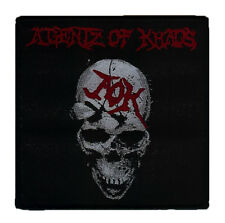 Agents of Khaos Patch Death Metal Thrash Metal