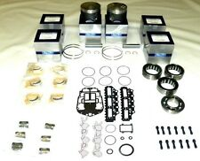 WSM Outboard JOHNSON/EVINRUDE 150 /175 HP 6 Cyl REBUILD KIT 100-130-20