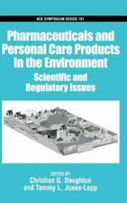 Pharmaceuticals and Personal Care Products in the Environment:-ExLibrary