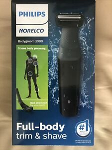 Philips Norelco Bodygroom 3000 Full Body Trim and Shave with BG3000