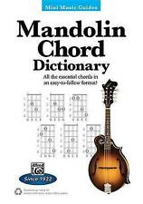 Mini Music Guides -- Mandolin Chord Dictionary: All the Essential Chords in...