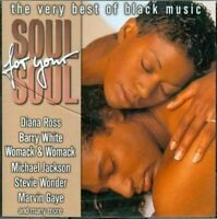 Soul for your Soul-The very best of Black Music (1998) James Brown, Joh.. [2 CD]