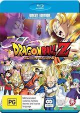 Dragon Ball Z Battle of Gods Blu Ray | New PAL Region R4