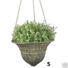 ESSCHERT Blumenampel-Hanging Basket Pflanzkorb Hänger AM72