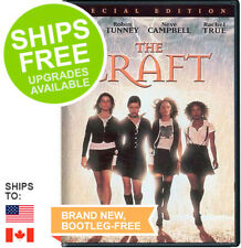 The Craft (DVD, 2000 Special Edition) NEW, Fairuza Balk, Neve Campbell, Witches