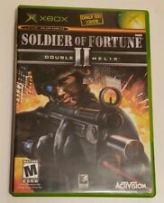 Soldier of Fortune II: Double Helix (Microsoft Xbox, 2003)