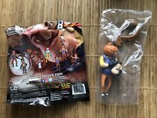 Hello Neighbor Blind Bag Mini Figures Backpack Hanger Clips ~Pumpkinhead