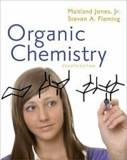Organic Chemistry by Maitland Jones, Steven Fleming