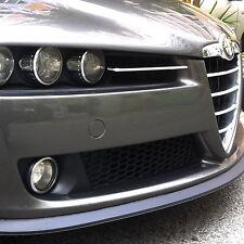 Universal Lip Spoiler Body Wing 156 146 147 159 166 BRAVO PUNTO ALFA ROMEO FIAT
